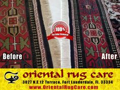 Area Rug Care Experts