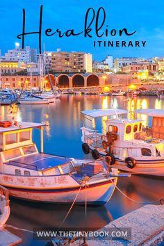 Crete Greece, Santorini Greece, Athens Greece, Santorini Travel, Greece Itinerary, Greece Travel, Knossos Palace, Europe Travel Tips, Travel List
