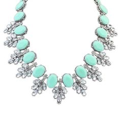 Autumn Necklace - Mint