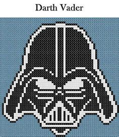 You are buying aLATCH HOOK KIT to MAKEthe Item shown in the picture ( the picture shown may be a virtual Picture of the pattern without the gridlines. Latch Hook Rugs, Darth Vader, Star Wars Humor, Funny Birthday Cards, Rug Hooking, Cross Stitching, Christmas Fun, Cross Stitch Patterns, Messages
