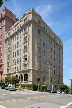 Full Floor Apartment Across From Lafayette Park Asks $8.2M - Curbed SF