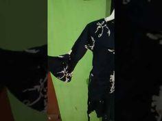 Frock style umbrella aasteen - YouTube Handmade Dresses, Frocks, Kimono Top, Youtube, House, Ideas, Women, Style, Fashion
