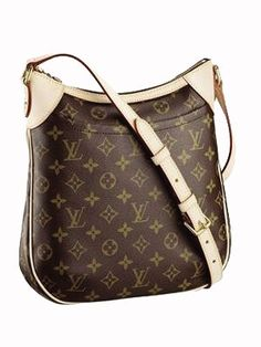 Louis Vuitton Monogram Odeon PM Bag one of the most practical bags i own