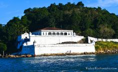Fortaleza de Santo Amaro da Barra Grande em Santos