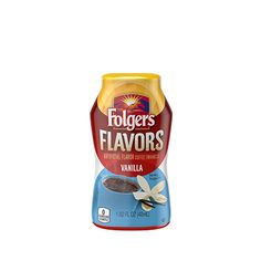 Vanilla Coffee Flavoring - Folgers Coffee