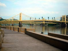 Pittsburgh Waterfront by Mugwart-the-orc.deviantart.com