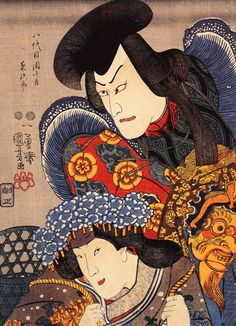 japon-estampe-bois-Utagawa-Kuniyoshi-12