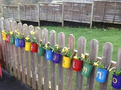 40 Unique Garden Fence Decoration Ideas 🏠 homedecor home homedecorideas homedesign kitchen kitchendesign diy decor dresses women womensfashion workout beauty beautiful fashion ideen ideas 🏠 Preschool Playground, Preschool Garden, Sensory Garden, Toddler Playground, Outdoor Learning Spaces, Outdoor Play Areas, Eyfs Outdoor Area Ideas, Outdoor Activities, Outdoor Games