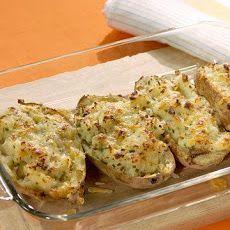 Twice-Baked Potatoes by Martha Stewart