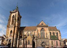 St Martin's Church, Colmar