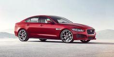 La nouvelle Jaguar XE dévoilée