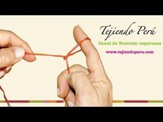 finger crochet video tutorial in Spanish, but you can learn easily just from watching her. Crochet I Cord, Free Crochet, Knit Crochet, Granny Stripes, Finger Crochet, Tapestry Crochet, How To Speak Spanish, Crochet Videos, Knitting For Kids