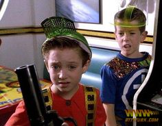 25 Celebrities You Never Knew Were in Classic Movies. (This is Elijah Wood In 'Back To The Future 2.')