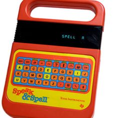 I had one of these!  Toys have changed so much!