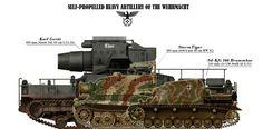 ww2 heavy SPG of the Wehrmacht