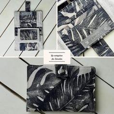 Atelier Rieule sur Instagram: COUTURE 🧵 La rentrée arrivant à grands pas, il est temps que je vous montre un joli portefeuille cousu il y a un petit moment dans ce beau…