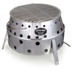 Extremely robust and indispensable for outdoor enthusiasts: the Petromax Atago is an unrivalled all-rounder that can be used as a conventional barbecue, Camping Grill, Bbq Grill, Camping Gear, Fire Grill, Garden Fire Pit, Fire Pit Backyard, Barbecue, Charcoal Briquettes, Fire Bowls