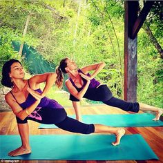 The true journey into yoga begins with a desire to live a more peaceful life. ~Kino MacGregor