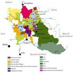 Vins du Rhône Sud