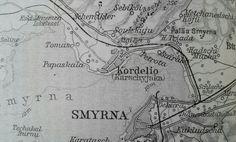Eski Karşıyaka Kordelio - İzmir harita map