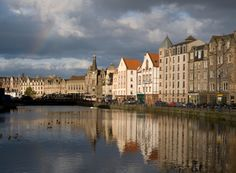 Sunshine on Leith. Sunshine On Leith, Great Places, Places Ive Been, Edinburgh, Our Life, Tartan, Britain, Birth, Scotland