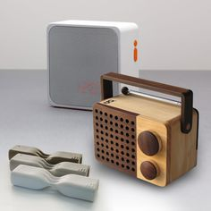 sustainable products by Wooden-Radio Fine Ecodesign on sale at MONOQI