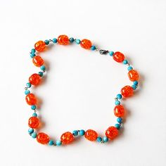 The Craftinomicon: Easy Beaded Necklace