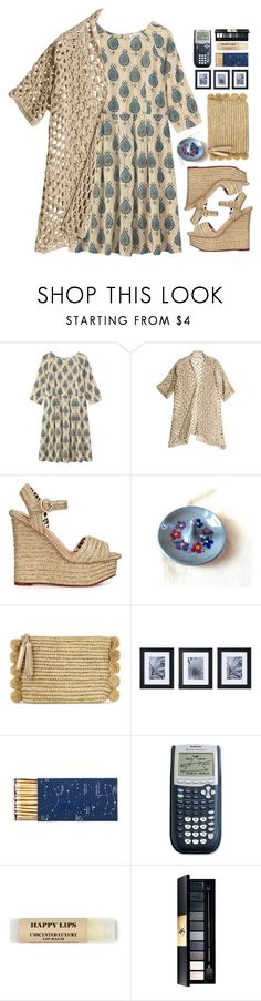 """09.05.17-3"" by malenafashion27 ❤ liked on Polyvore featuring Toast, Calypso St. Barth, Charlotte Olympia, Loeffler Randall, Mikasa, Jayson Home and Yves Saint Laurent"