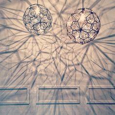 Etch Light Web by Tom Dixon