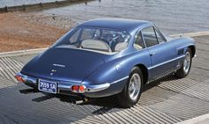 1962 Ferrari 400 Superamerica SWB Coupe