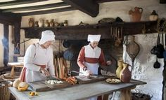 Mary Arden's Farm A real working Tudor Farm