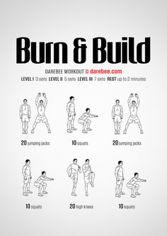 Burn & Build Workout