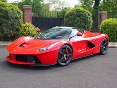 2014 Ferrari LaFerrari 1 of just 499 models manufactured Tags: Ferrari Laferrari, Ferrari F1, Lamborghini, Super Sport Cars, Super Cars, Alpha Romeo, Racing Seats, Sale Uk, Aston Martin