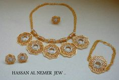 Jewellery from Saudi Arabia