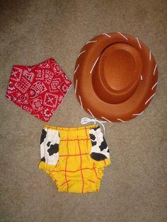 8603dfc928602 Cowboy Sheriff Woody Cake Smash Bloomers