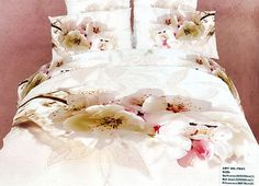 Found it at Wayfair - Dolce Mela Dolce Mela Apple Blossom 6 Piece Duvet Cover Set 3d Bedding Sets, Queen Bedding Sets, Duvet Bedding, Duvet Sets, Duvet Cover Sets, Retro Bedrooms, Queen Size Duvet Covers, Floral Bedding, Bed Design