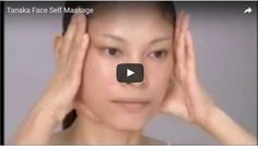 You want a pretty face and younger look? Just try this Japanese Tanaka massage, and you will look younger in a very short period of time. If you want the optimum effects of this massage[. Facial Yoga, Facial Massage, Japanese Face Massage, Face Exercises, Natural Beauty Recipes, Essential Oils For Skin, Self Massage, Younger Skin, Gym Workout Tips