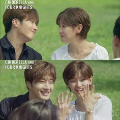 Jung il woo ♥♥ / Cinderella & four knights Series Movies, Tv Series, Jung Ii Woo, Korean Drama Romance, Goblin Kdrama, Cinderella And Four Knights, Bts Lyrics Quotes, Funny Kpop Memes, Just For Laughs