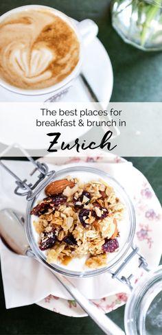 Best restaurants & cafés for brunch in Zurich | eatlittlebird.com