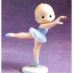 precious moments ballerinas -