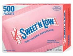 Scary Ingredient #3: Saccharin  An artificial sweetener discovered by accident in the 1870s.