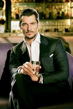 David Gandy looks ridiculously good in a suit. David Gandy Style, David James Gandy, David Gandy Suit, Mode Masculine, Fashion Moda, Mens Fashion, Gentlemans Club, Look Man, Sharp Dressed Man