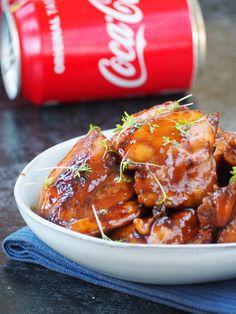 Cola kip… Je leest het goed. Klinkt misschien een beetje vreemd toch? Maar ik kan je beloven dat dit recept (met slechts 4 ingrediënten)...