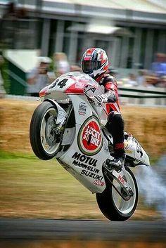 Schwantz www.motorbikestunt.co.uk