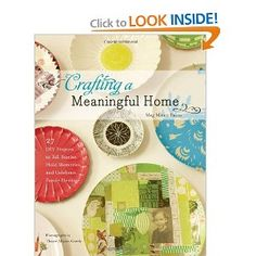Crafting a meaningful home.