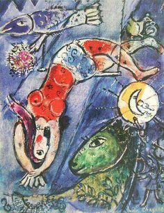 CIRCUS / Marc Chagall