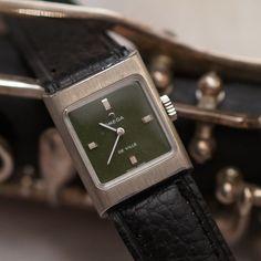 Omega De Ville Hand Wind Analog Vintage Lady's Wristwatch #Omega #Vintage