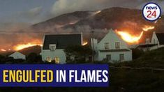 Overberg fires: Man, injured while evacuating home, 'mop-up operations' continue Fire, Watch, Pug, Clock
