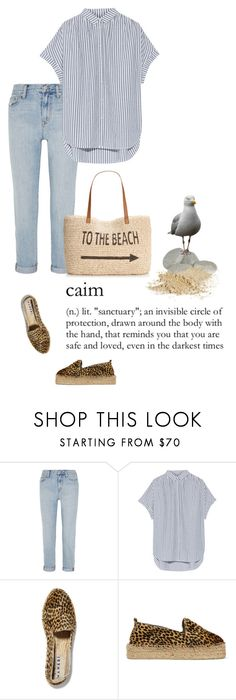 """""""To the beach"""" by mrs-box ❤ liked on Polyvore featuring Madewell, Manebí, Style & Co., MyStyle, madewell, manebi and fashionoverforty"""
