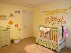 14 Cute Bedroom For New Born Baby Girl - Top Inspirations